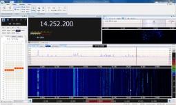 Afedri SDR-Net with SDR Radio.com
