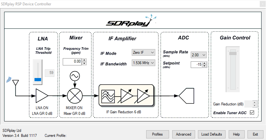 SDRPlay RSP2 Release Announcement and Review - rtl-sdr.com